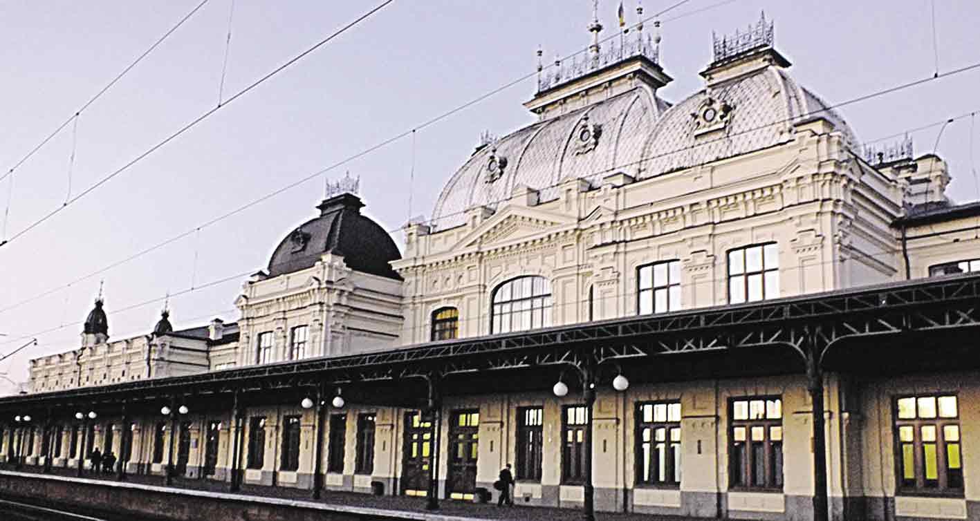 Два вокзали Вінниччини у ТОП-20 по Україні
