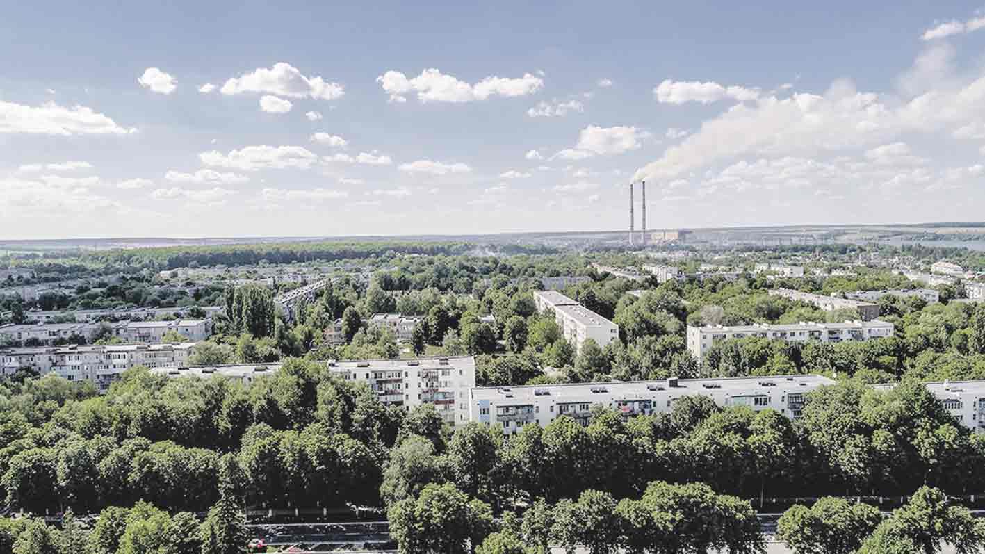 У Ладижині оголошено конкурс на кращий проєкт пам'ятника борцям за Волю та Незалежність України