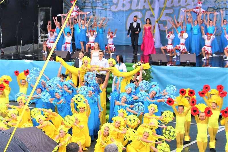 Go-А та Бумбокс привітають Вінницю із днем міста