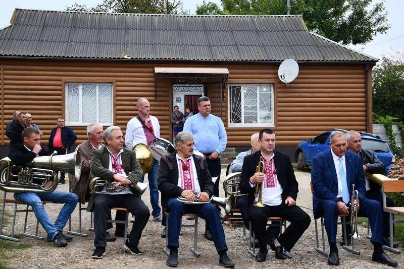 Фестиваль духової музики розпочався в Городківці на Вінниччині (відео)