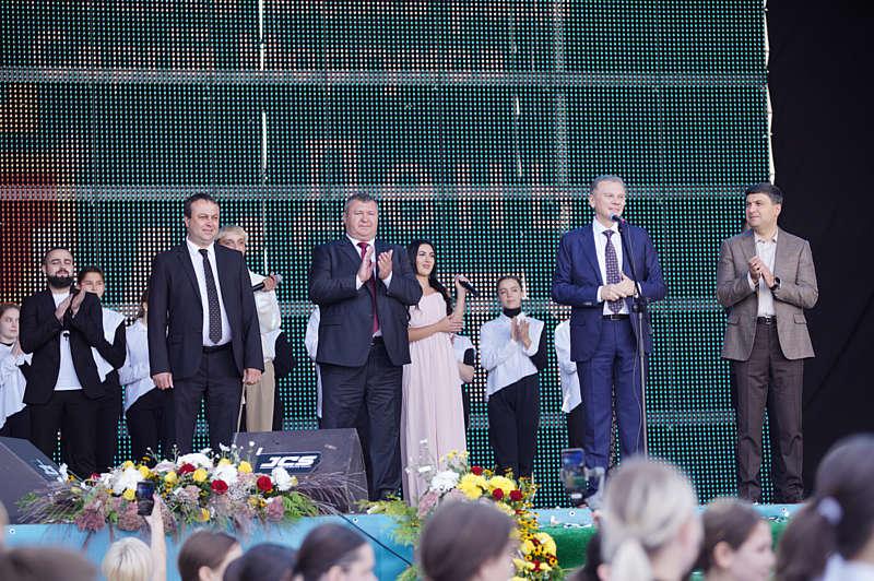 У Вінниці розпочалось святкування Дня міста