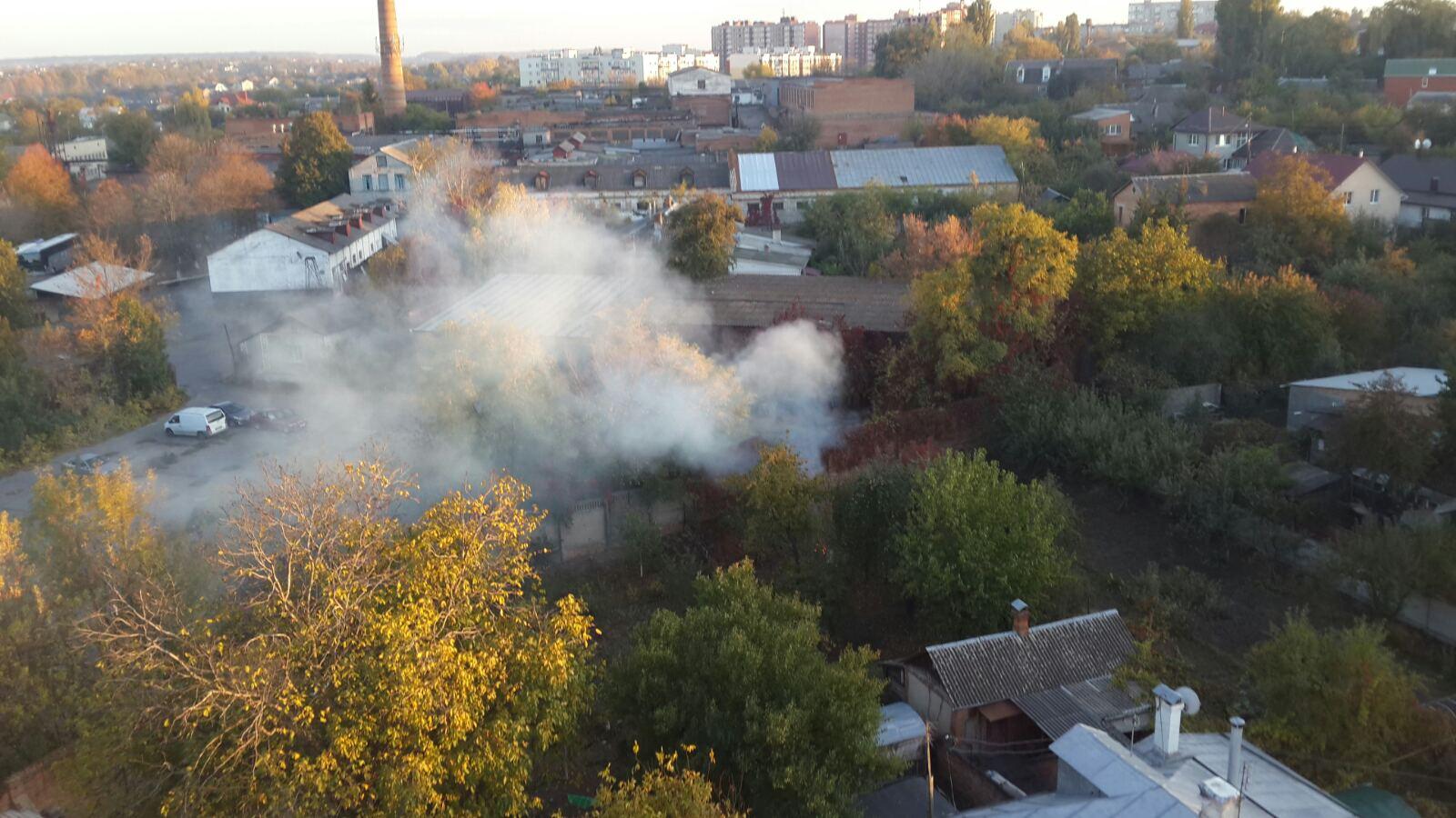 У великій Вінниці мобільні групи по протидії спалюванню листя склали 24 адмінпротоколи