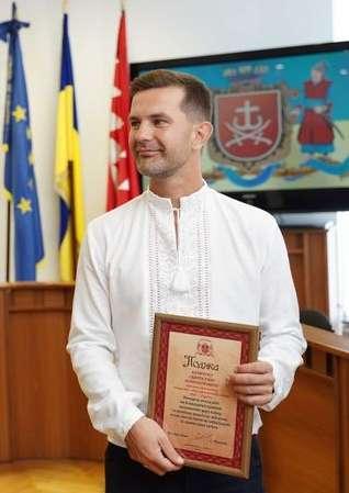 Мер Вінниці Сергій Моргунов про нагороду за людяність…