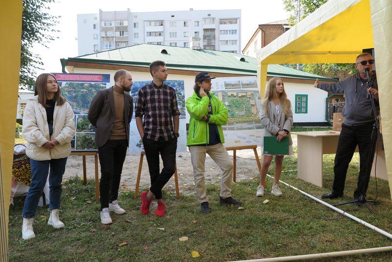 У Вінниці оголосили переможця архітектурного конкурсу «Коцюбинський вдома»