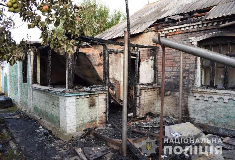 Живцем спалив родича-інваліда! Подробиці трагедії в селі Дубовець Немирівської ОТГ (відео)