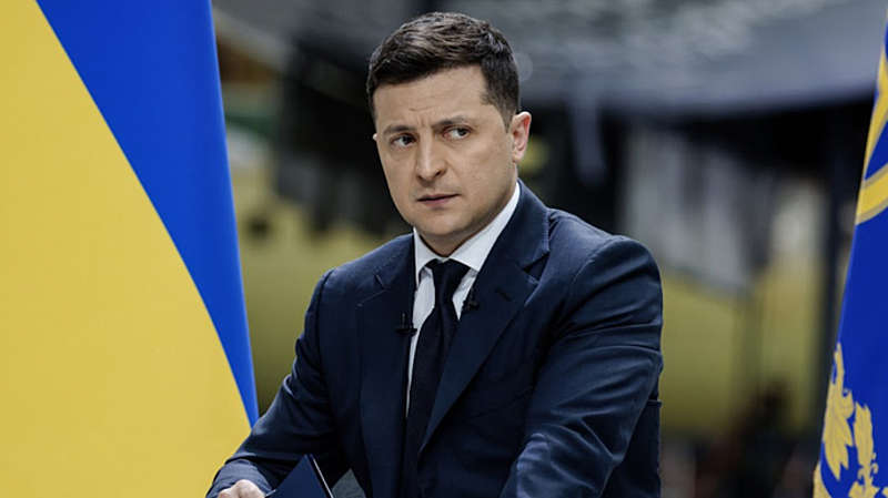 Повномасштабну війну з Росією допускає президент України