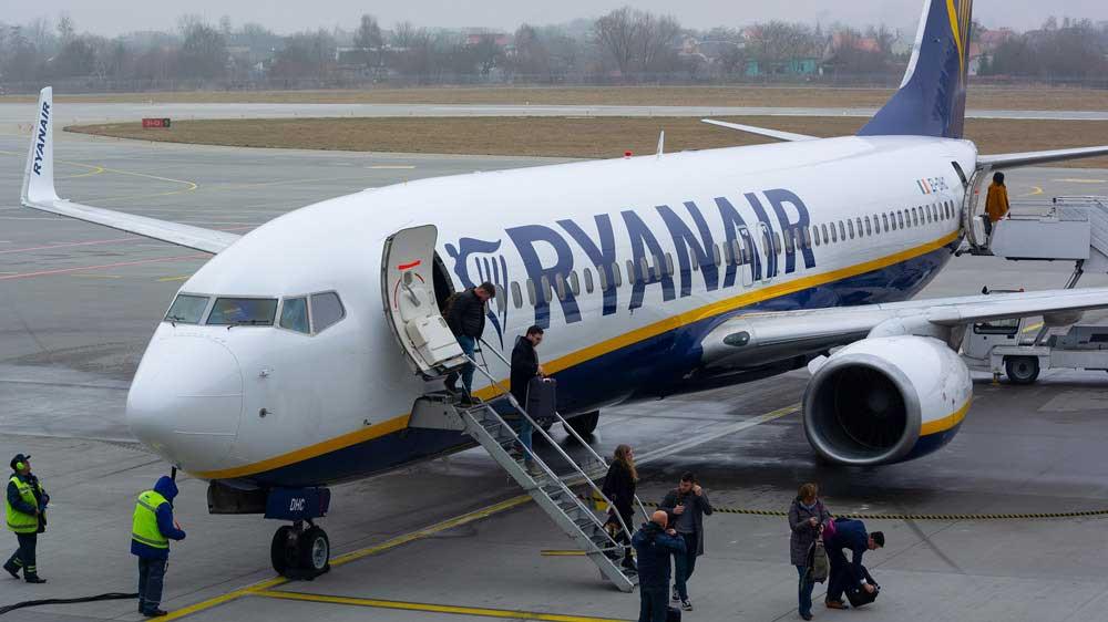 Ryanair приземлиться у «Вінниці» після ремонту летовища?