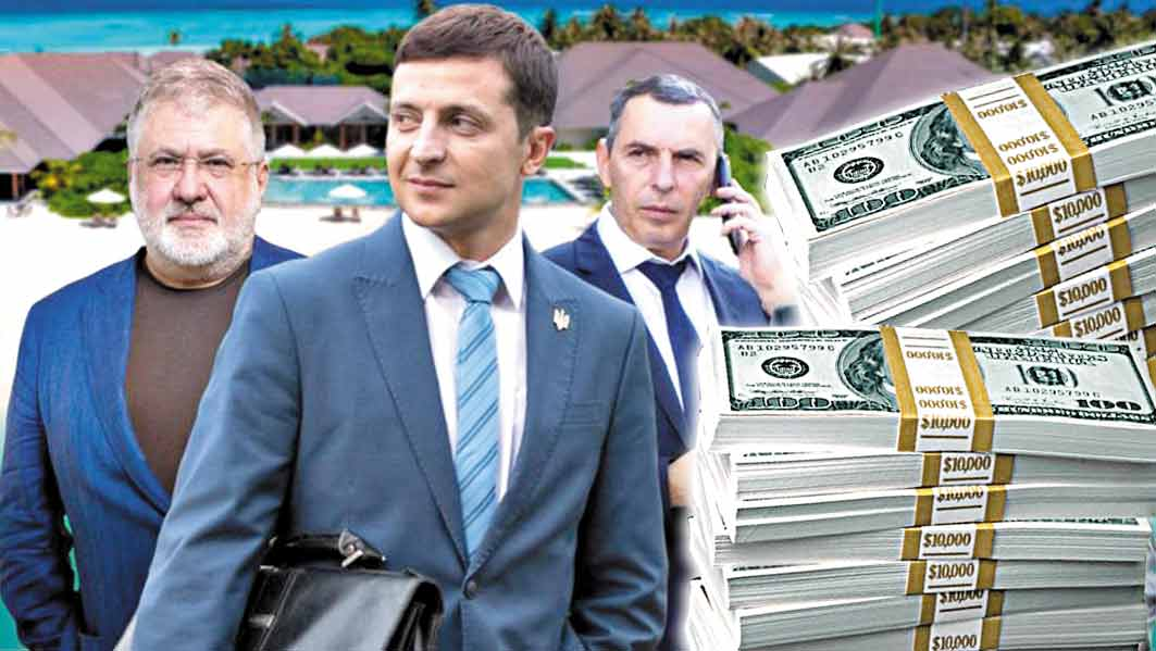 У скриньці Пандори — «Офшор-95». Президент України причетний до відмивання грошей через офшори?