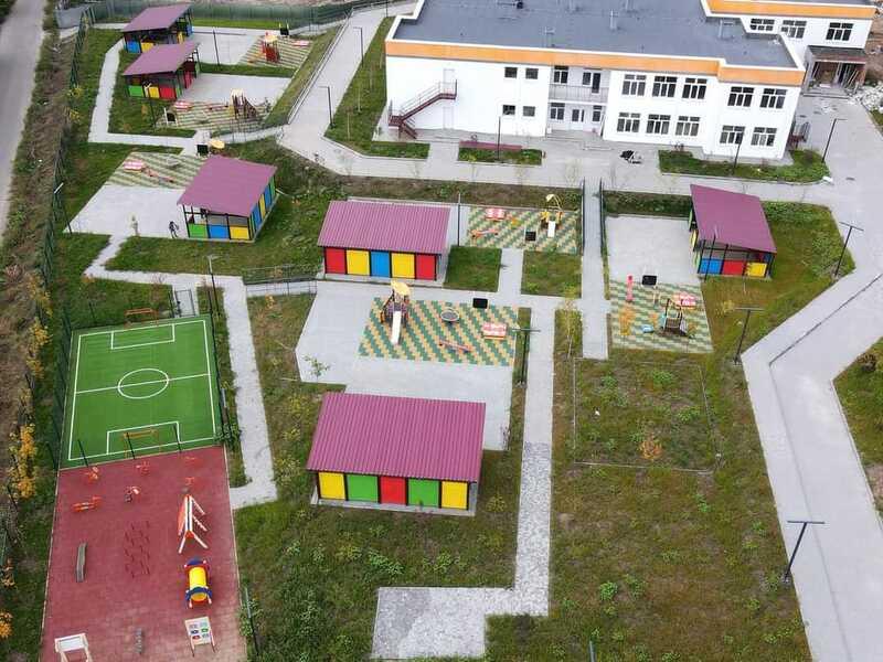 """Новий """"розумний"""" садочок у Вінниці на 110 дітей – подробиці проєкту від мера міста"""