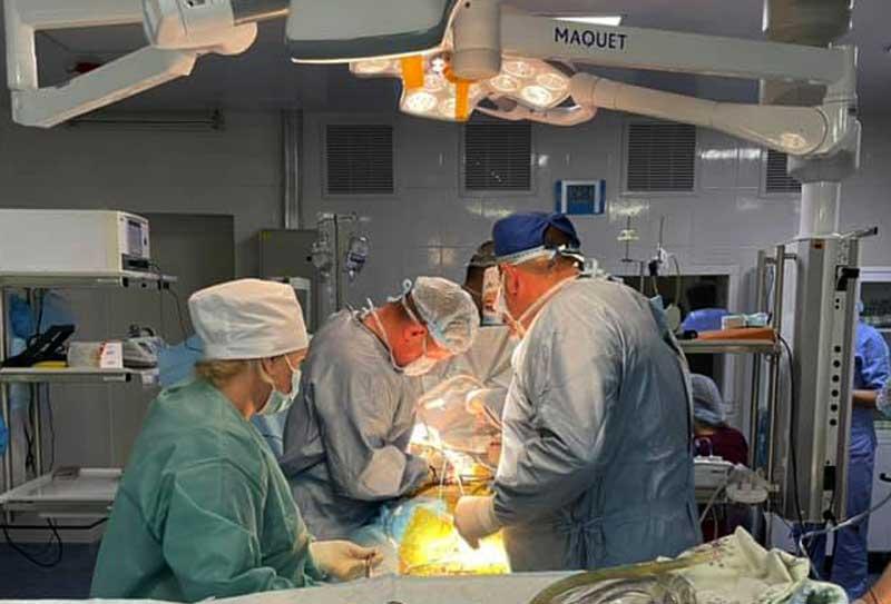 Унікальну операцію провели у «Пироговці»