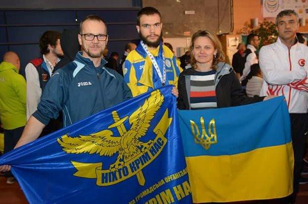 Вінничанин Антон Швець виборов золоту медаль на Всесвітніх іграх у Португалії