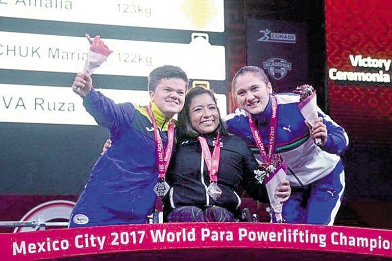 У п'ятірці найкращих – срібна чемпіонка світу, наша землячка Мар'яна Шевчук
