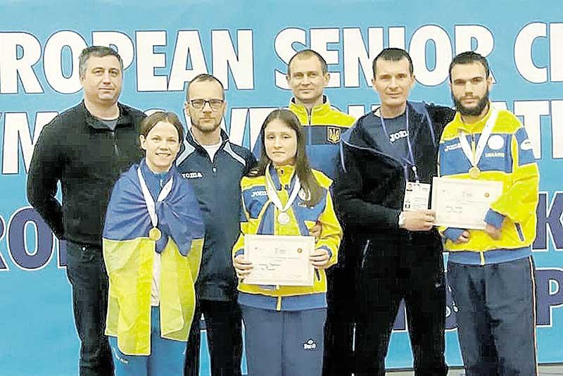 Золоту медаль на Всесвітніх іграх здобув ладижинець Антон Швець