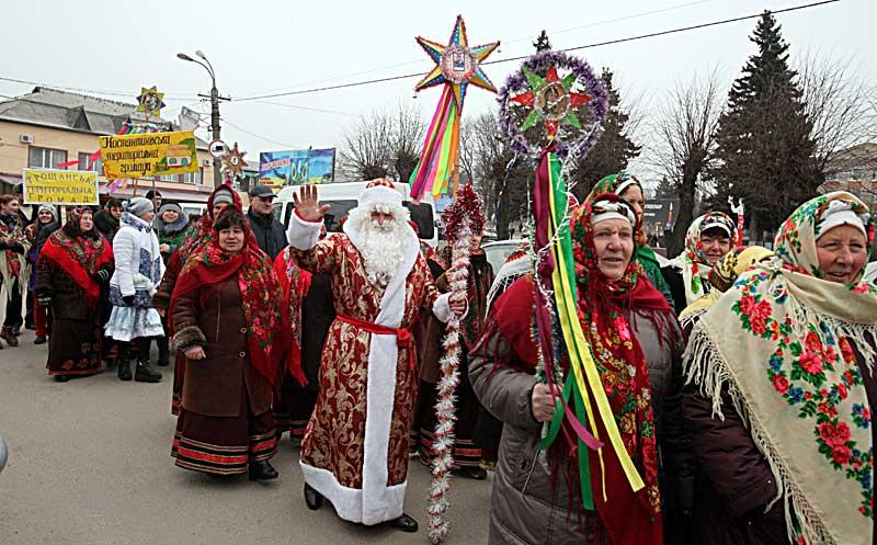 «Різдвяне диво» відсвяткували в Липовці