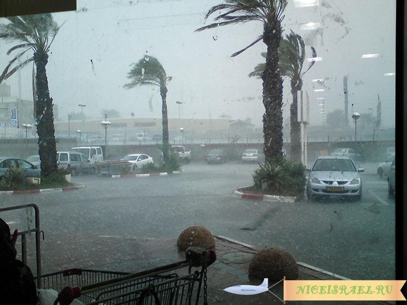 О погоде или Все познается в сравнении