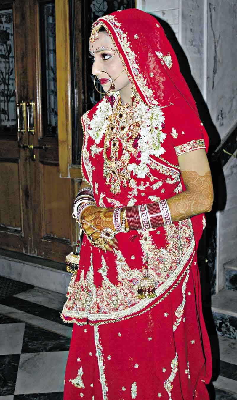 На крутому індійському весіллі в Делі побував наш кореспондент
