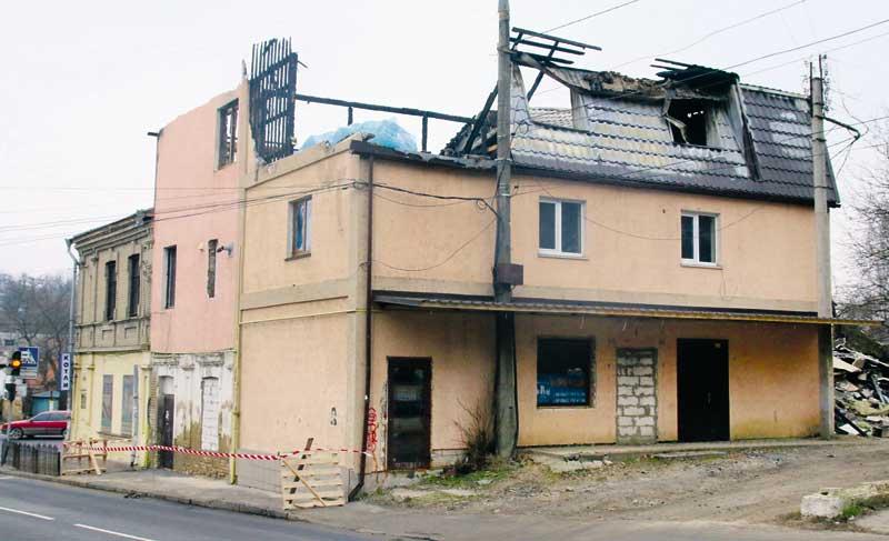 У подружжя вінничан, яке знімалось у шоу «Міняю жінку», згоріла хата