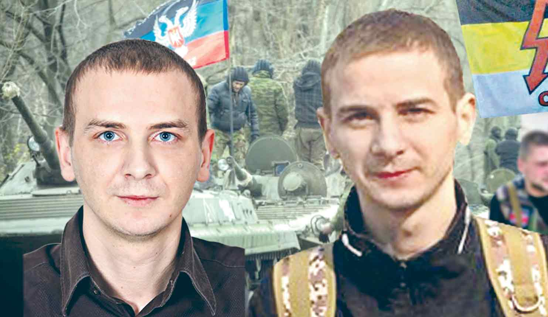 Що відповіли нашому журналісту в соцмережах брати-близнюки, які воювали за «ДНР»?