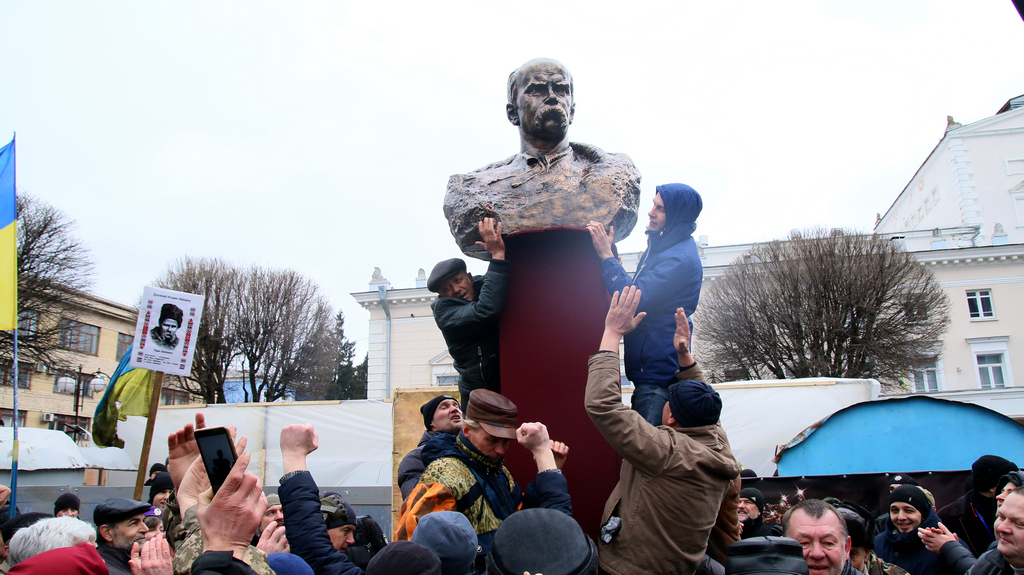 Останнє попередження демонтаторам Шевченка