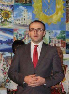 Дамян Цярціньскі відтепер Генеральний консул Республіки Польща у Вінниці