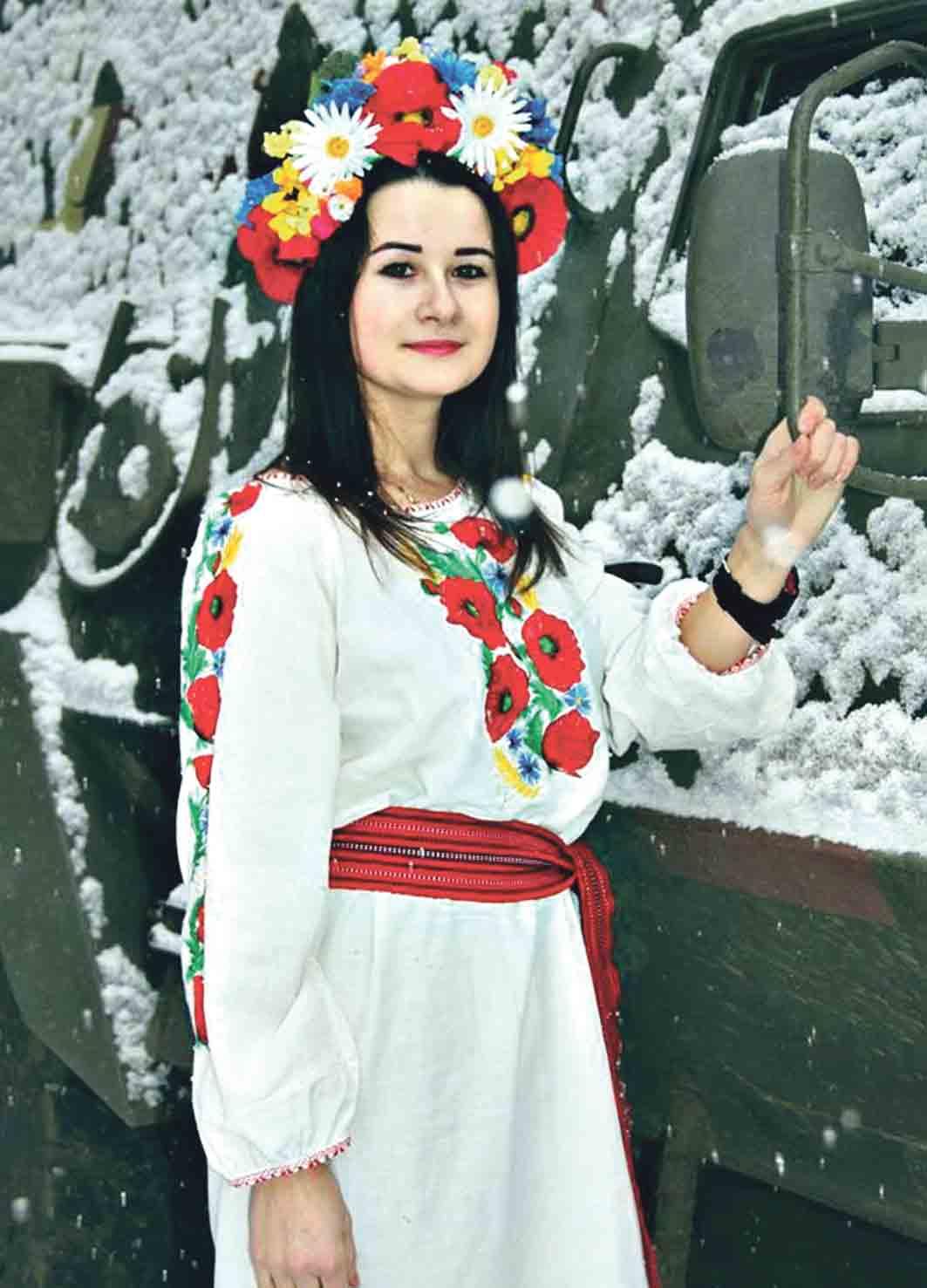 Десантниця із Козятинщини бере участь у конкурсі краси серед військових