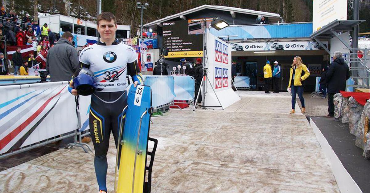 Лижник із Бара не потрапив на зимову Олімпіаду в Кореї