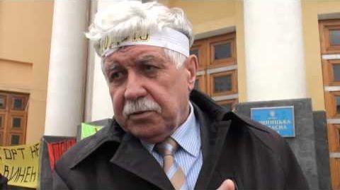 Адвокат Палій скасував голодування у Вінниці під поліцією?