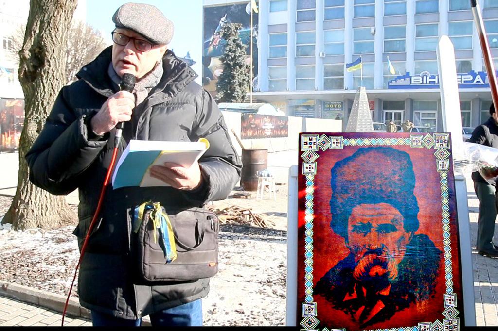 Знесли пам'ятник Шевченку?