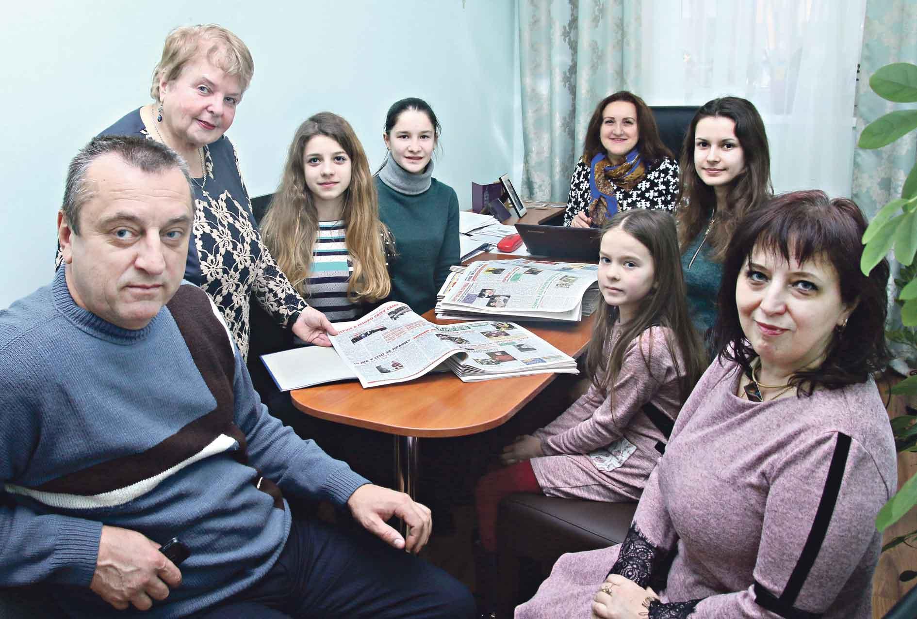 Учні школи-інтернату вчились журналістики у «33-му»