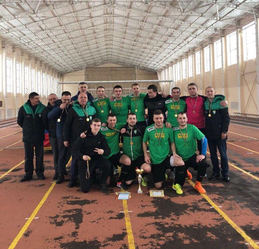 ФК «Яско» став чемпіоном області ще й у футзалі
