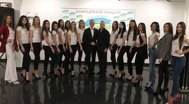 Понад 46 тисяч гривень зібрали для бійців вінницькі красуні
