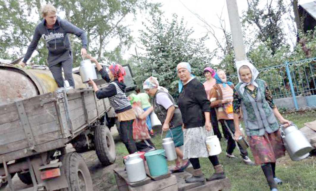 Молочний бунт на Ямпільщині: селяни повстали проти низьких закупівельних цін