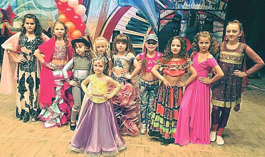 Школа «Шахіна» – рекордсменка нагород за танці