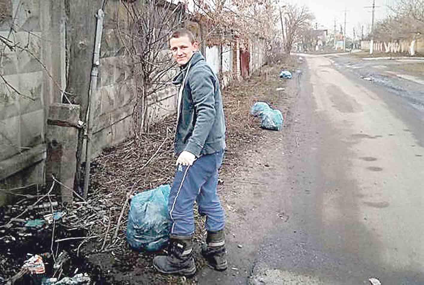 Сортування сміття розпочалось зі Стрижавки