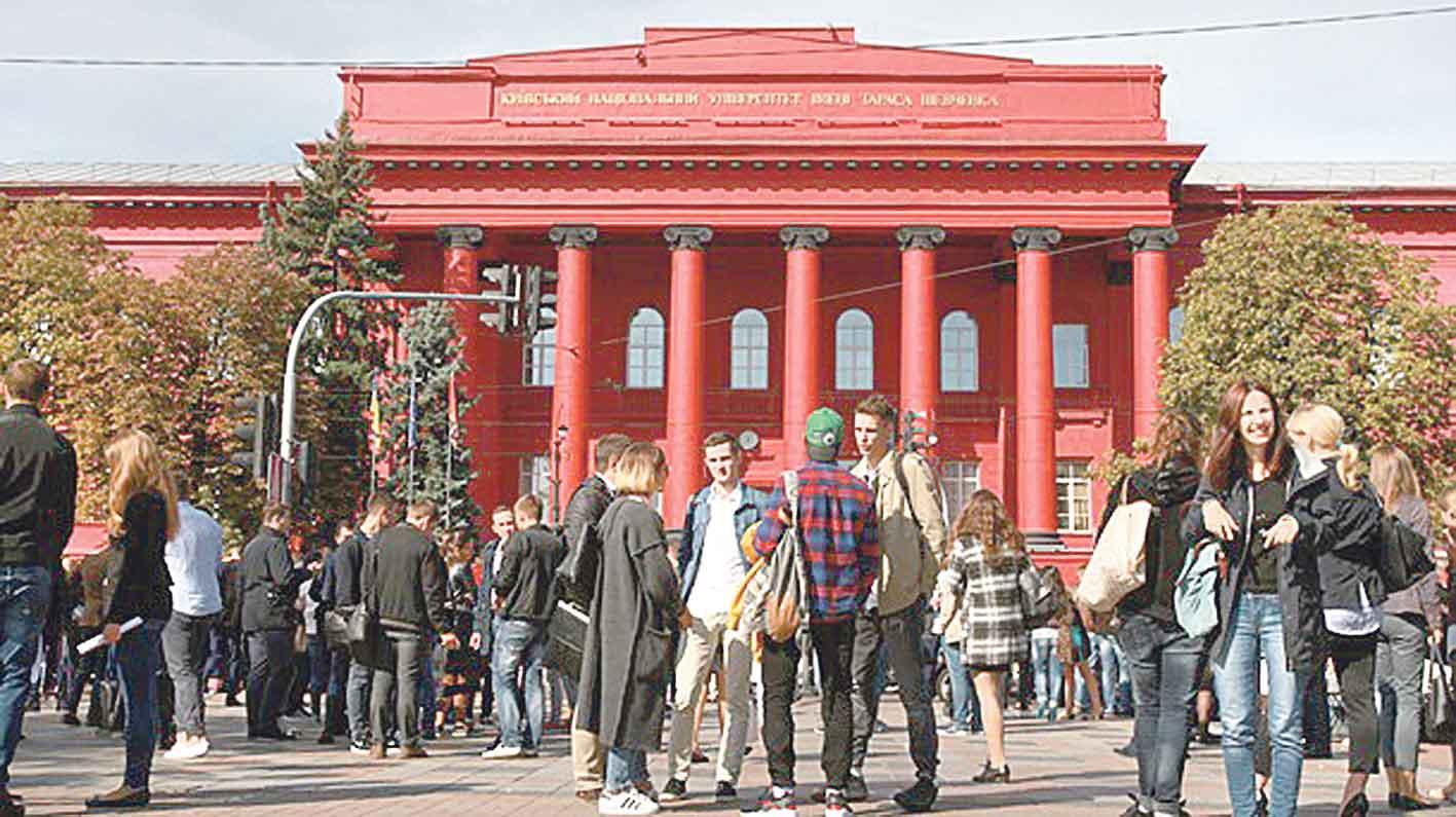 Вінницькі студенти КНУ ім. Шевченка обурені канікулами до весни