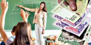 7,6 тис. грн. у місяць щонайменше – буде зарплата вчителя у 2018 році