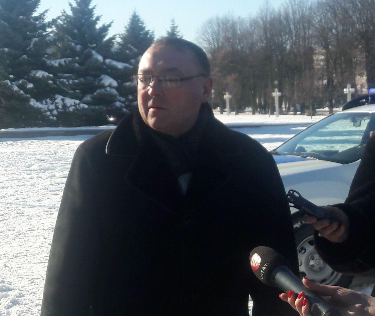 – Для позачергової сесії облради не має підстав! – голова ОДА Валерій Коровій (відео)