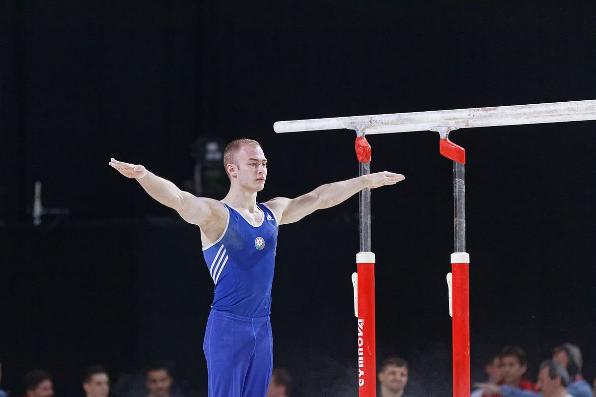 «Бронзу» в Чикаговзяв Петро Пахнюк, зірка гімнастики та син начальника СБУ Вінниччини