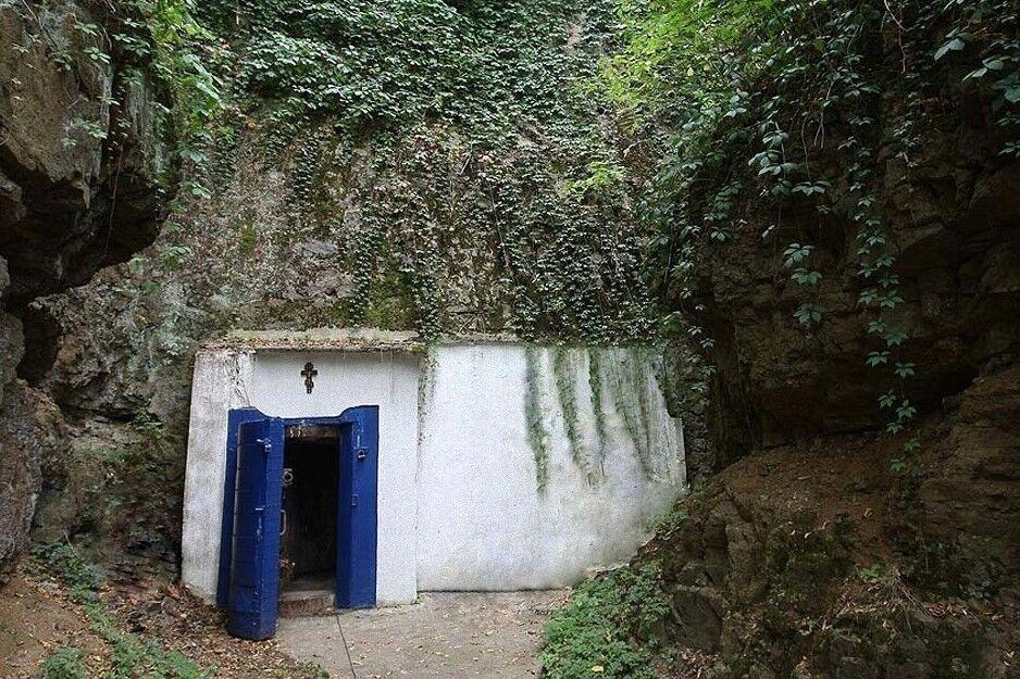 Скельний храм у Вінниці збудують на Бугом