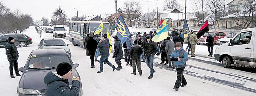 Чиновники на «Порше» та корупційні схеми на митниці обурили активістів на акції під Молдовою