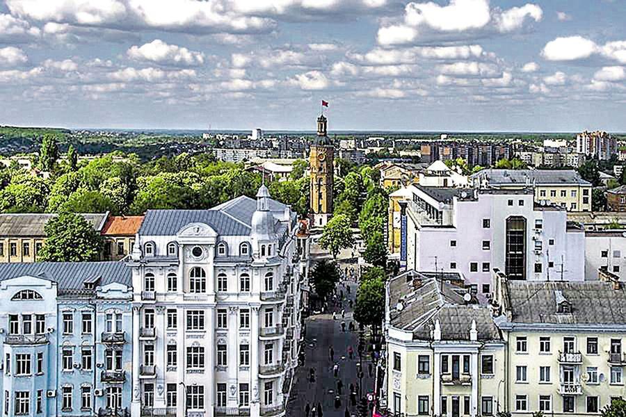 Вчетверте поспіль Вінниця – найкомфортніше місто України