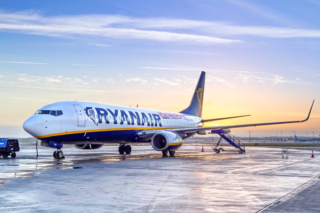 Квитки рейси Ryanair з України можна буде купити вже 23 березня!!!
