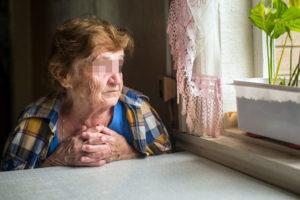Самотина… яка вона важка