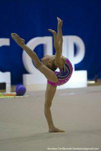 """Юна гімнастка здобула """"золото"""" у міжнародних змаганнях!"""