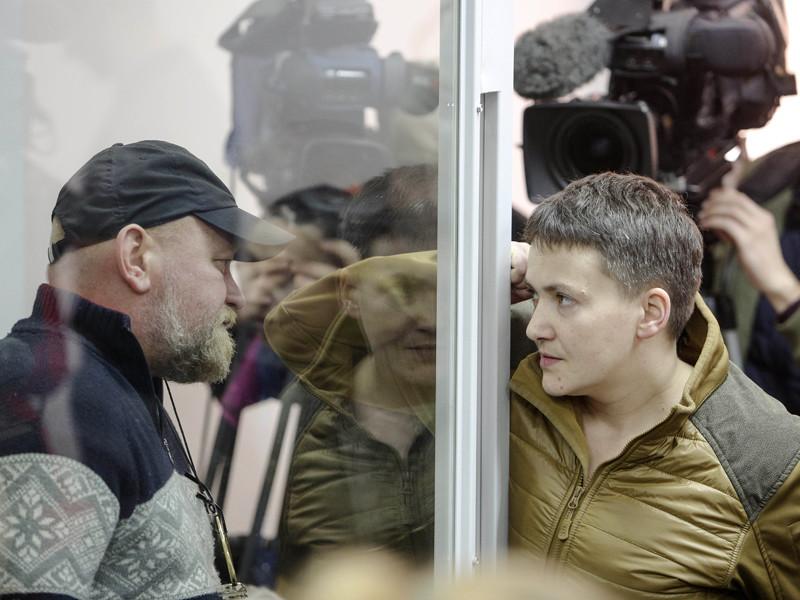 У «перевороті Савченко-Рубана» фігуруватимуть і вінницькі атовці? За арешт Савченко проголосували всі депутати з Вінниччини (БПП та «Народного фронту»). Її взяв під варту слідчий СБУ прямо у залі суду.