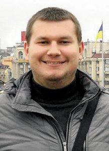 У Вінниці згадували випускника ДонНу, який став першою жертвою війни