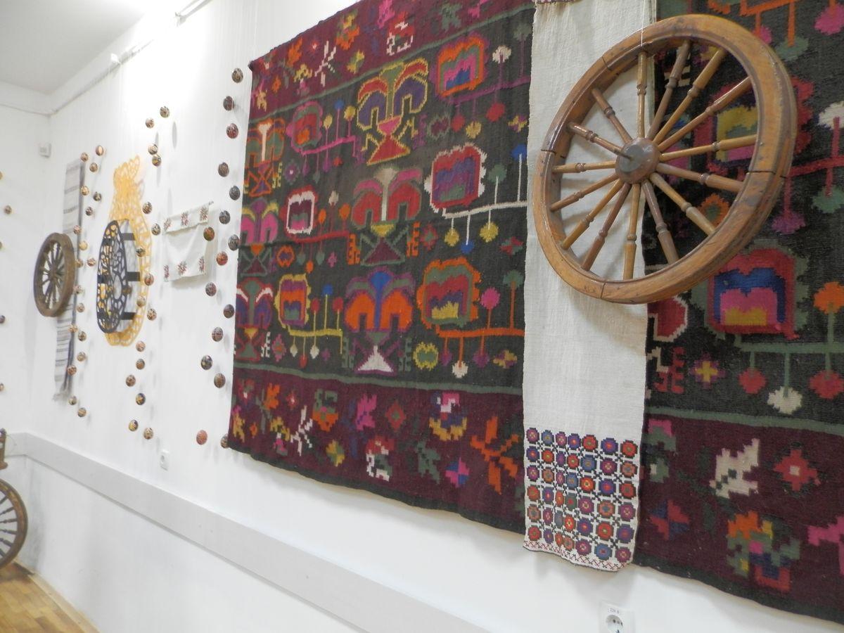 Із українською народною творчістю знайомились вінничани в музеї Коцюбинського