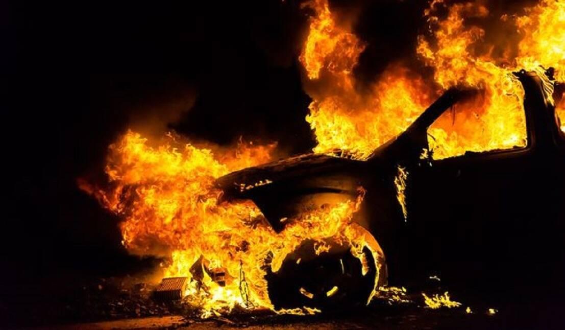 Вчора на Вінниччині двічі горіли автомобілі