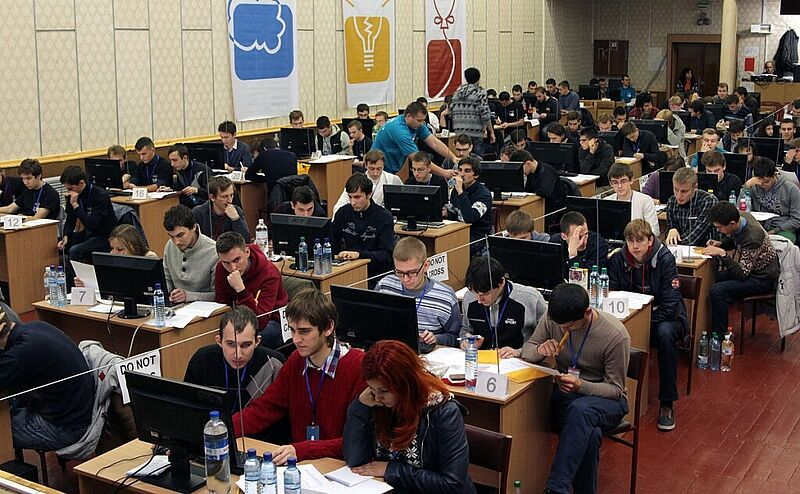 Всеукраїнська студентська олімпіада з програмування пройде у Вінниці