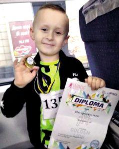 5-річний вінничанин Глєб став чемпіоном міжнародного конкурсу «Золотий Лев» із хіп-хопу